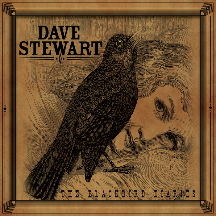 The Blacbird Diaries Dave Stewart