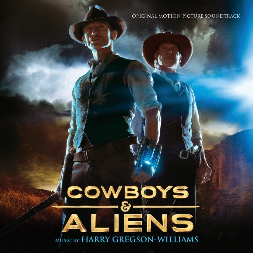 Cowboys & Aliens CD Cover