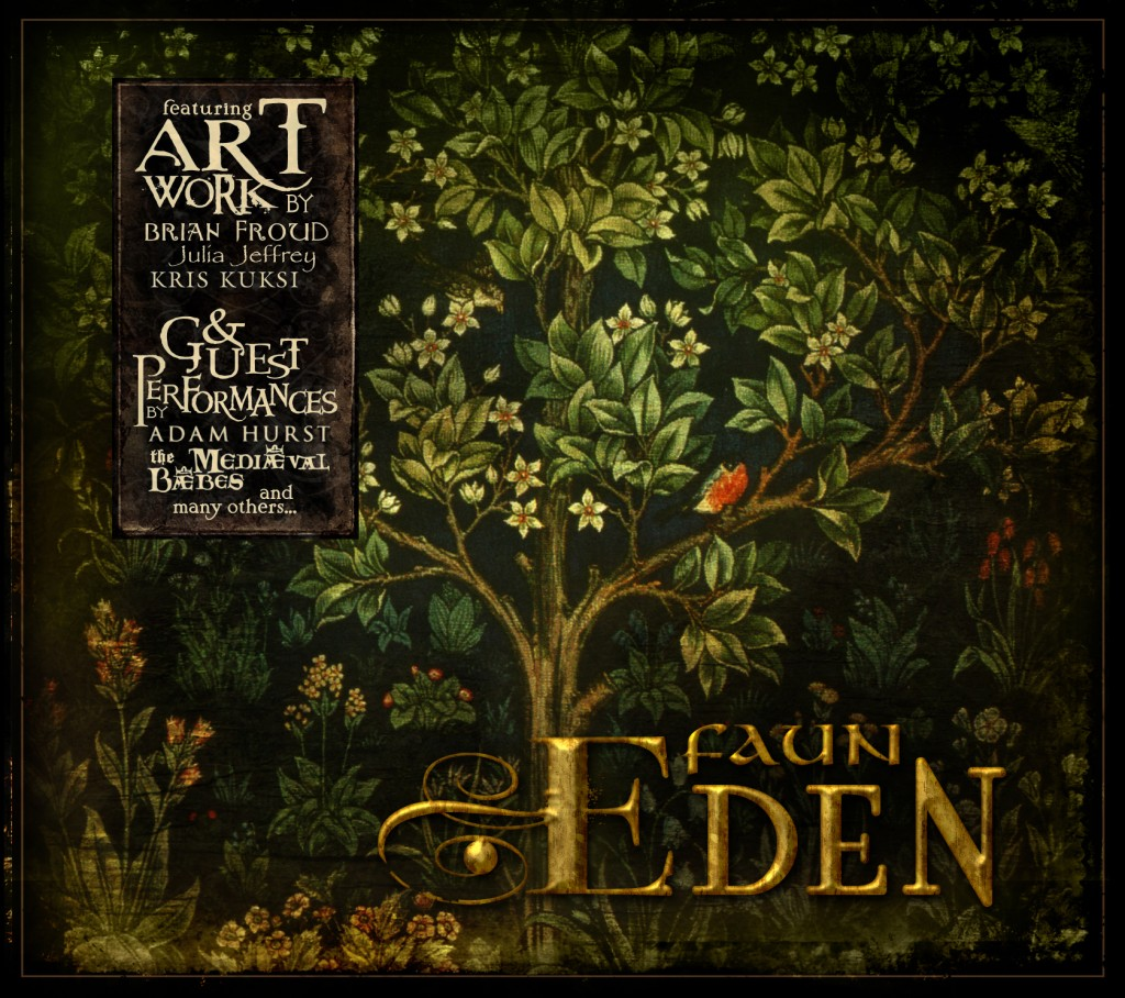 Faun Eden CD Cover
