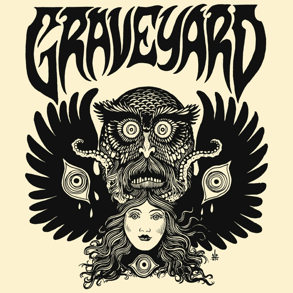 Graveyard CD Cover