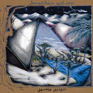 Jonathan WIlson Gentle Spirit CD Cover
