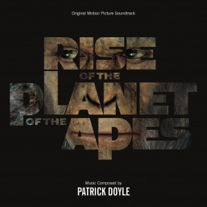 Patrick Doyle Planet Of The Apes CD Cover