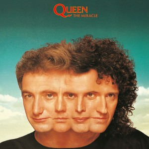 Queen The Miracle CD Cover