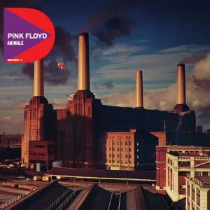 Pink Floyd Animals CD Cover