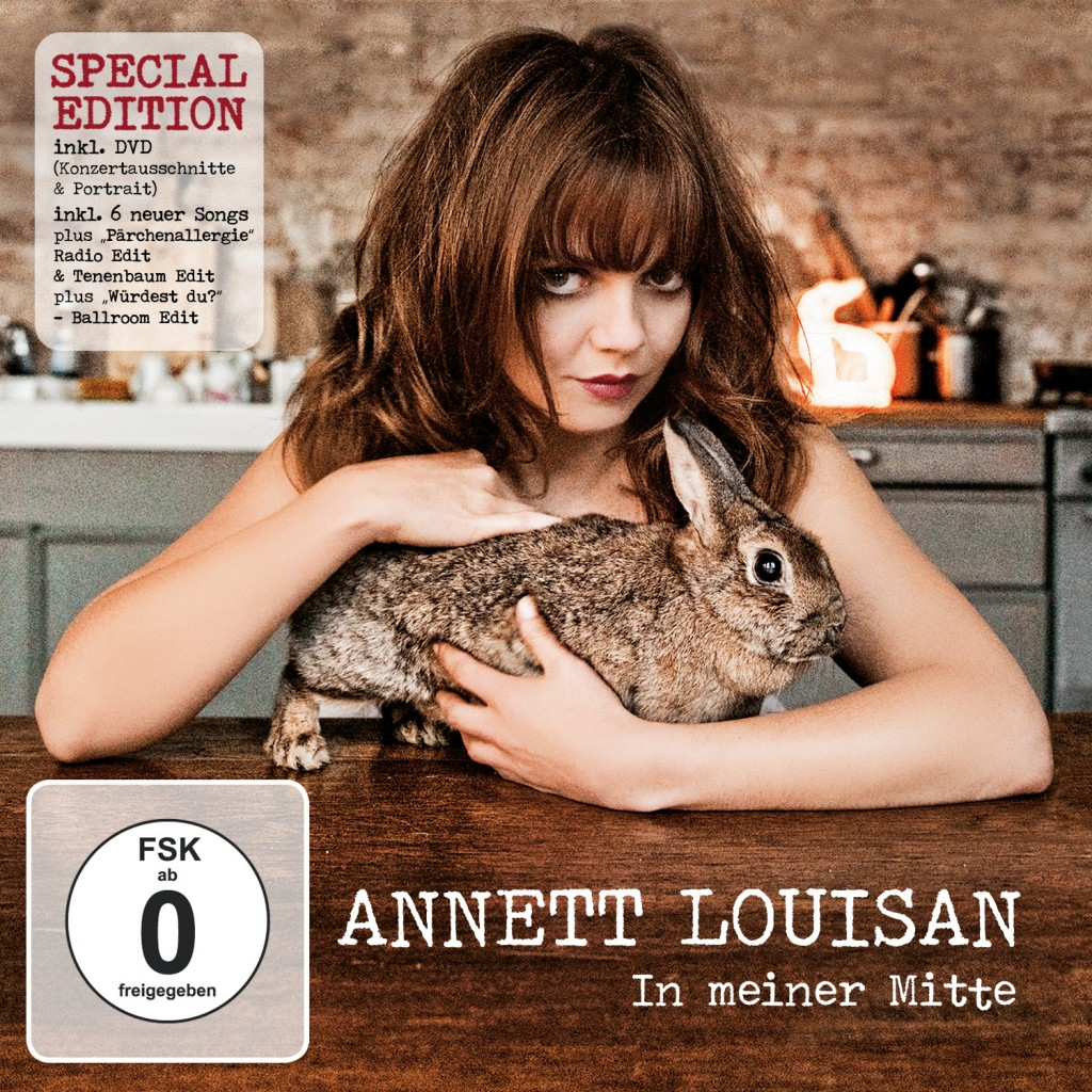 In meiner Mitte CD Cover