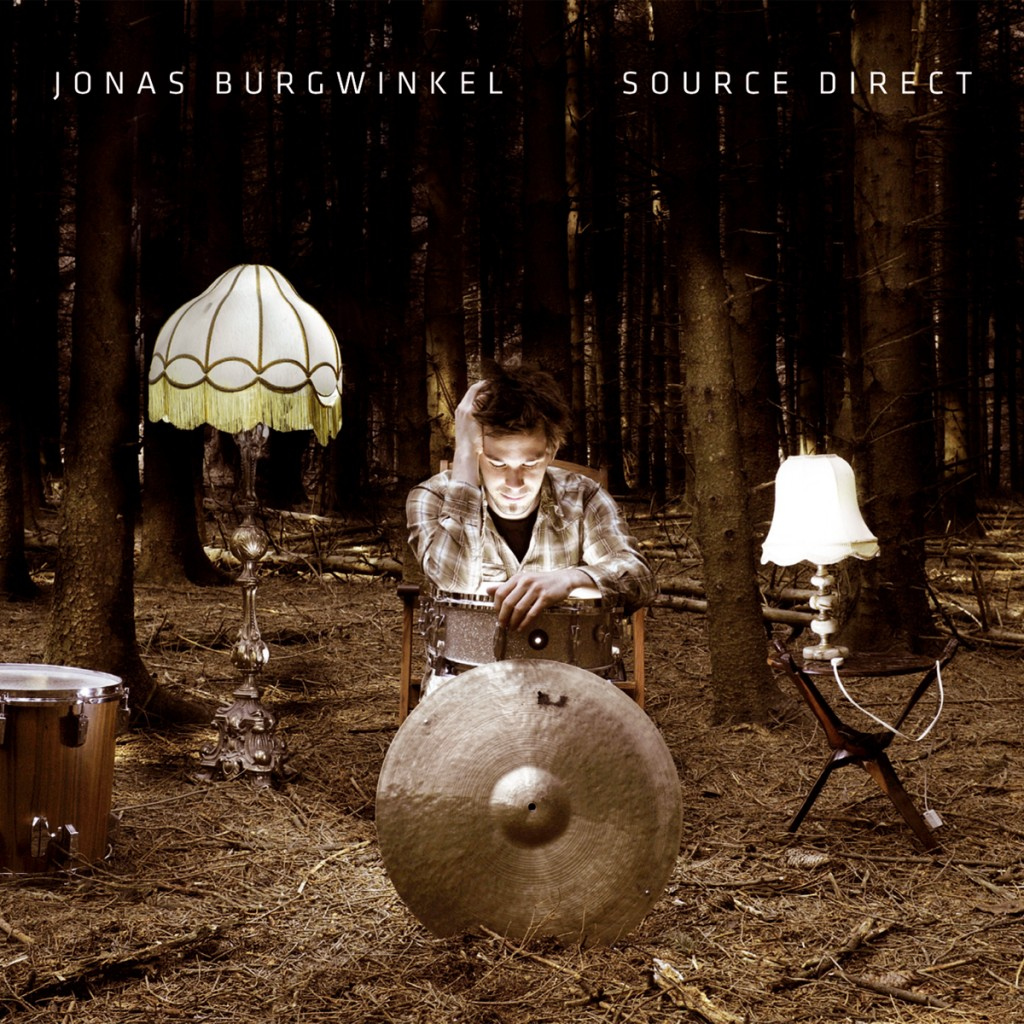 Jonas Burgwinkel CD Cover Source Direct
