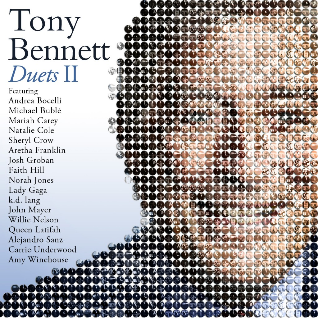 Tony Bennett Duets II CD Cover
