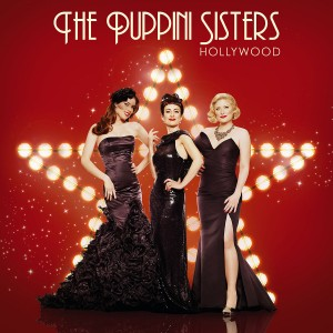 Puppini Sisters Hollywood CD Cover