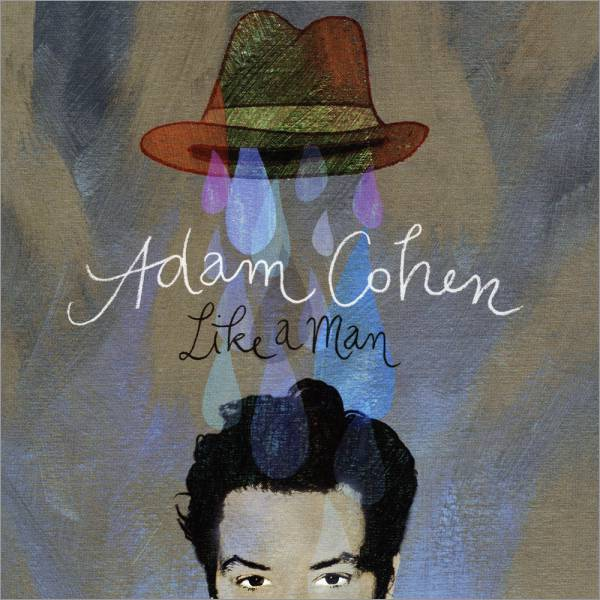 Adam Cohen CD Cover