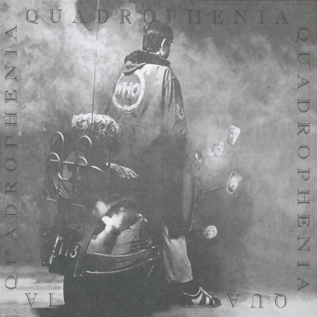 The Who Quadrophenia CD Cover