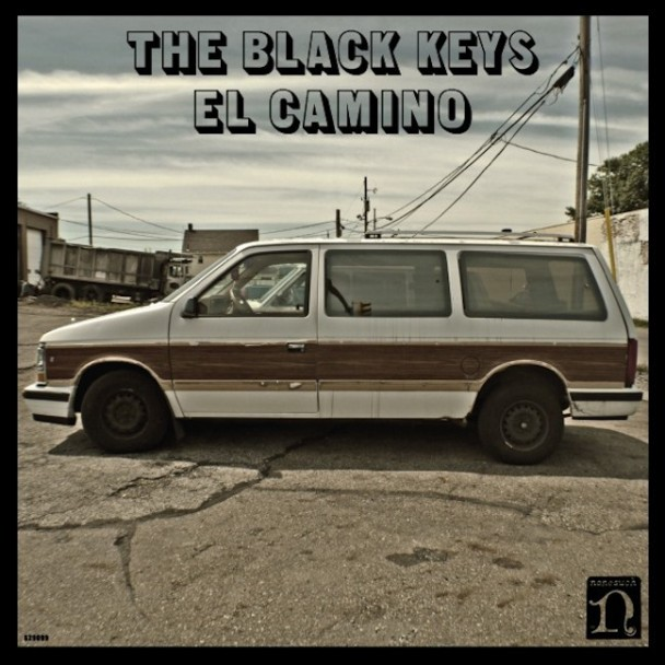 The Black Keys CD Cover