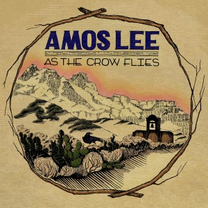 Amos Lee – As The Crow Flies CD Cover