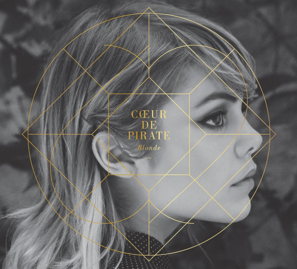 Coeur De Pirate Blonde Cover
