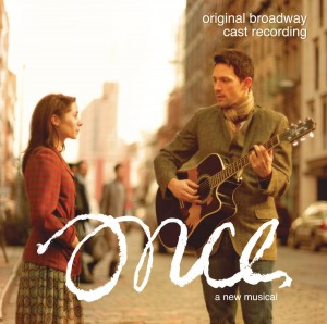 CD Cover Once Musical