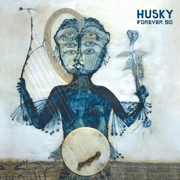Husky CD Cover