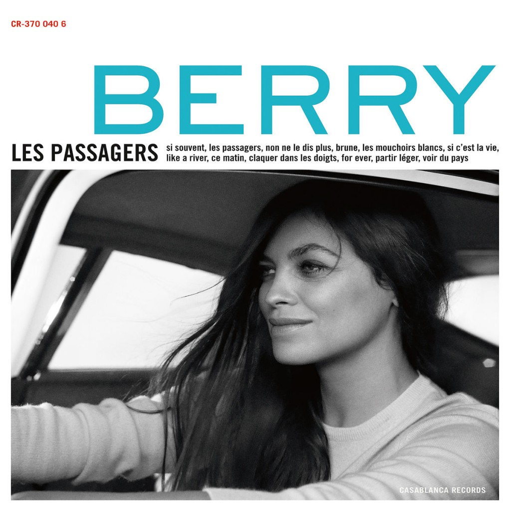 Berry Les Passagers CD Cover