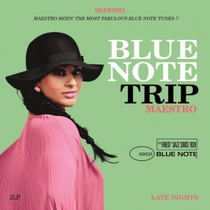 Blue Note Trip CD Cover