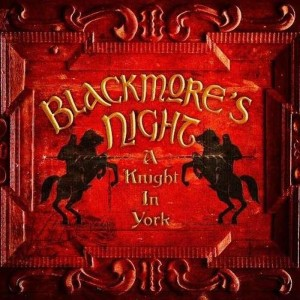 Blackmore NIght A Knight In York CD Cover