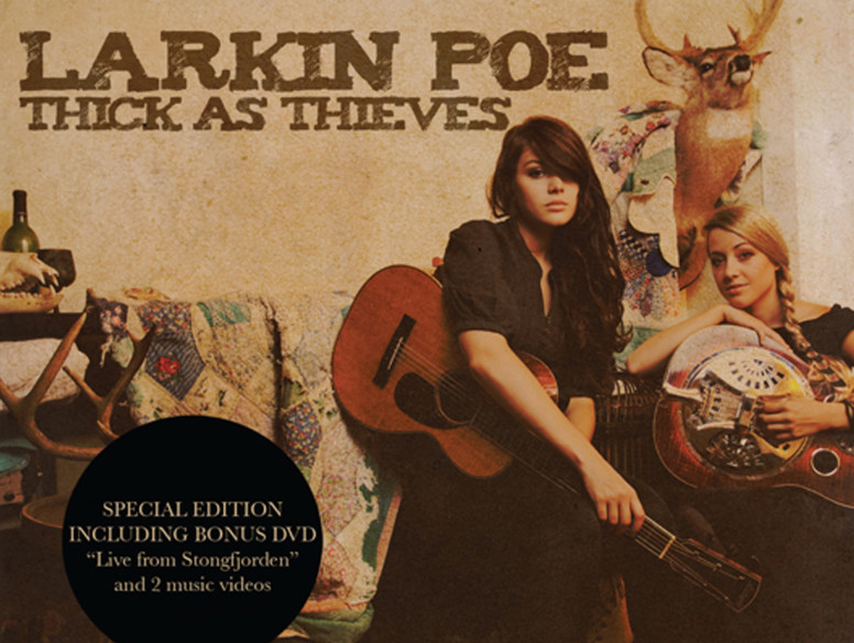 Thick As Thieves EP