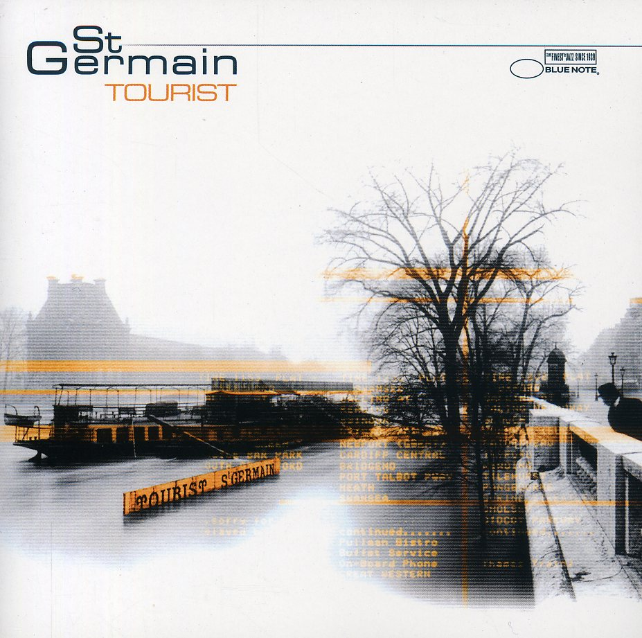 St Germain Tourist CD Cover