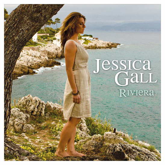 Jessica Gall Riviera CD Cover