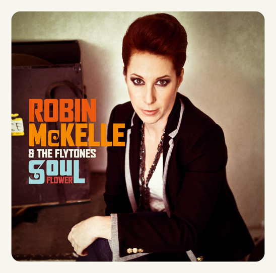 Robin Mc Kelle CD Cover
