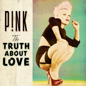 Pink Truth CD Cover