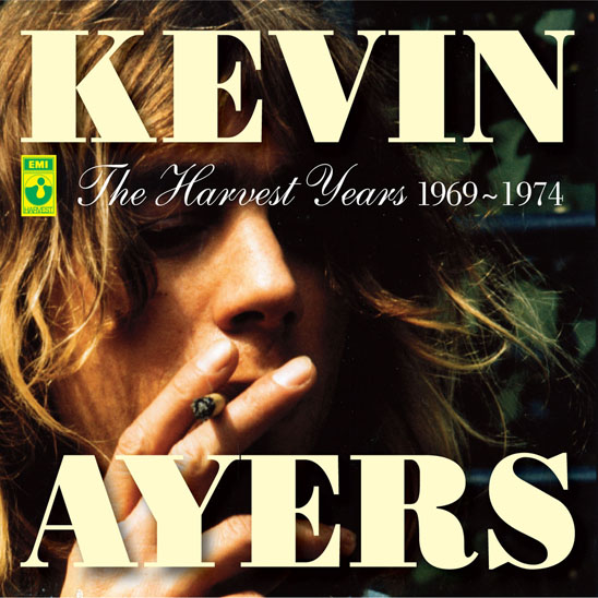 Kevin Ayers Harvest