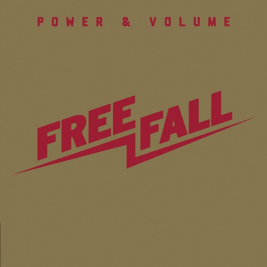 Free Fall Power And Volume Cover