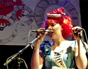 Gabby Young & Other Animals, Pavillon Hannover, 12.04.2014