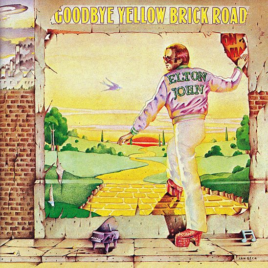 Elton John Yellow Road