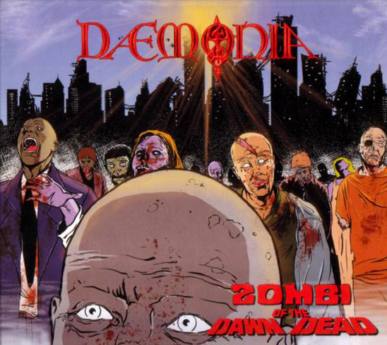 Daemonia CD Cover