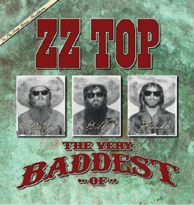 ZZ Top CD Cover