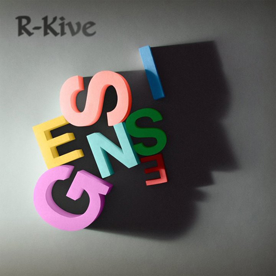 R-Kive CD Cover