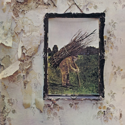 Led Zeppelin IV CD Cover