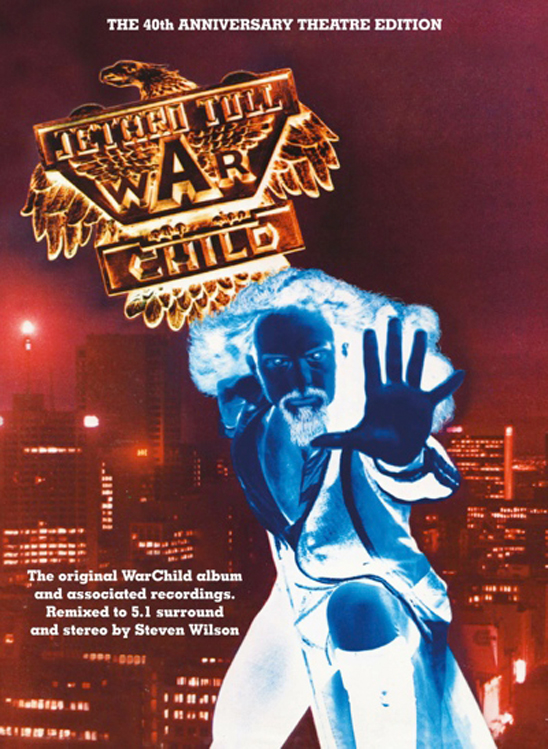 WarChild CD Cover