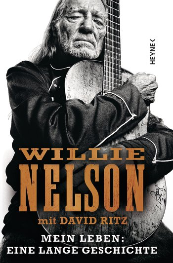 Willie Nelson Buchcover