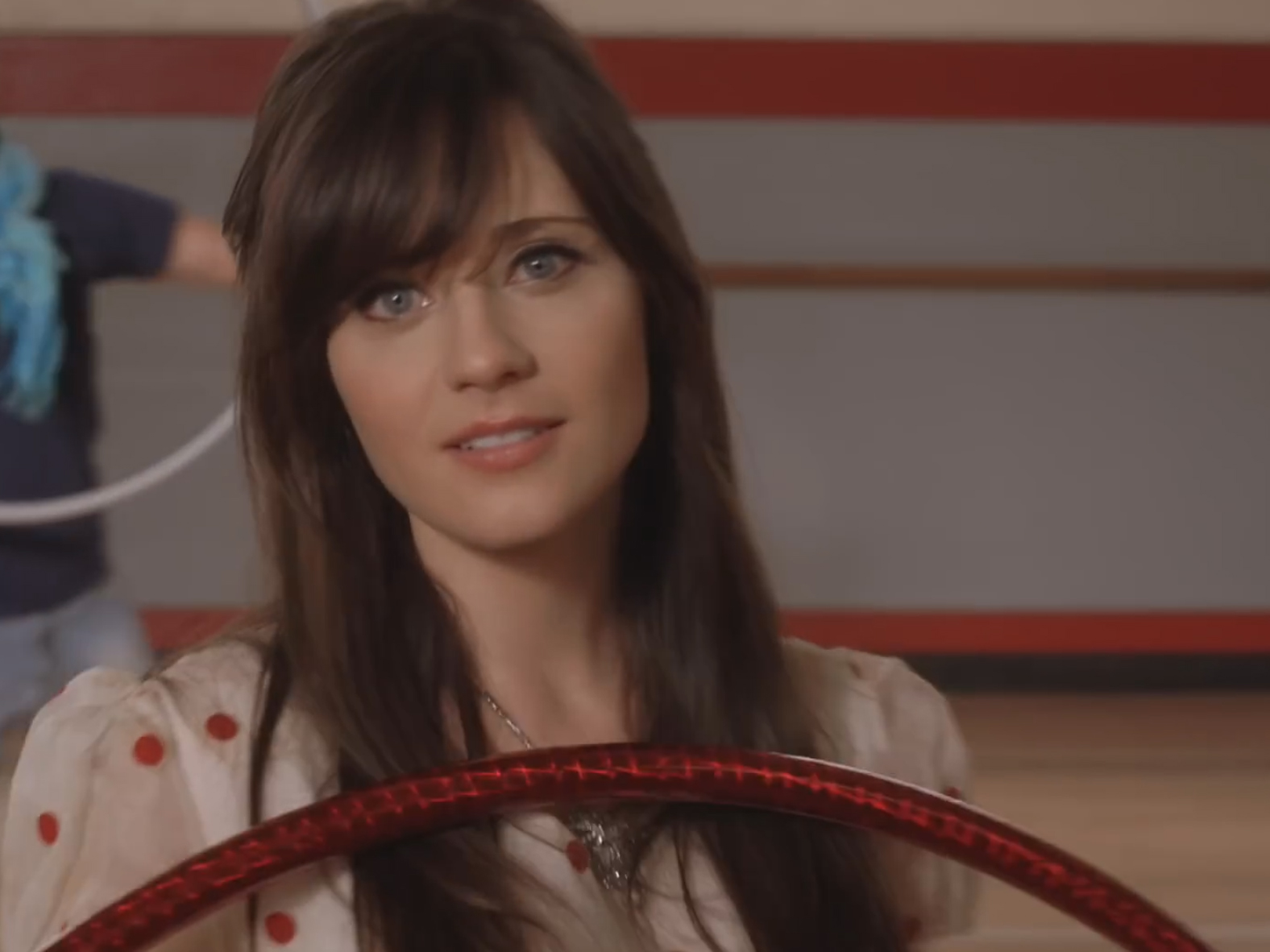 Zooey Deschanel Screenshot