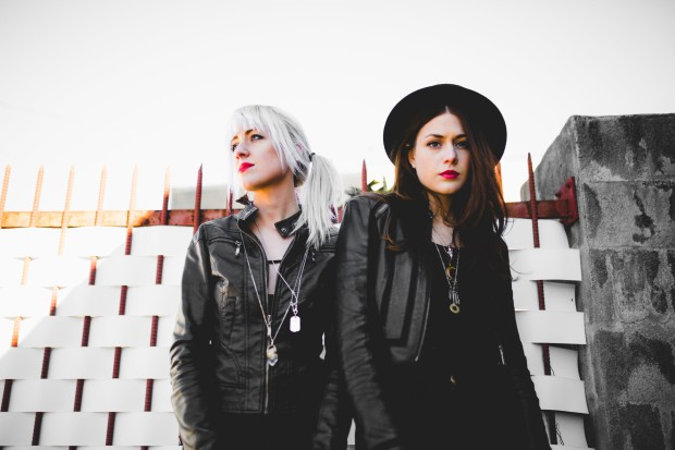 Megan and Rebecca Lovell of Larkin Poe