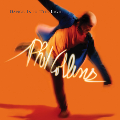 Phil Collincs Dance Into The Light CD Cover