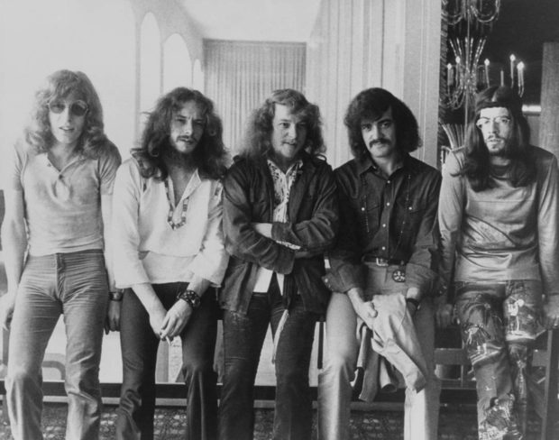 Jethro Tull Group Photo
