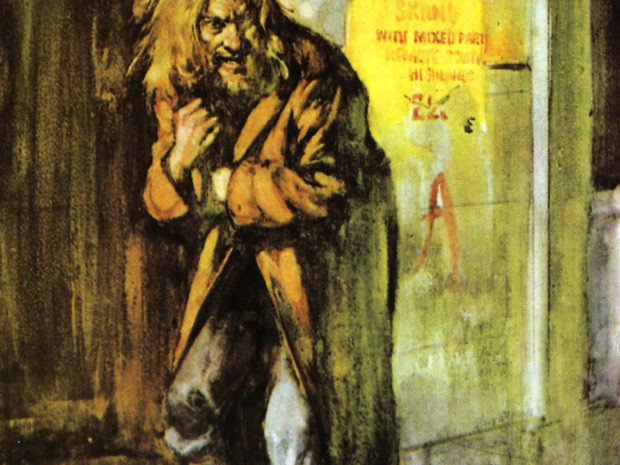 Jethro Tull Aqualung Cover