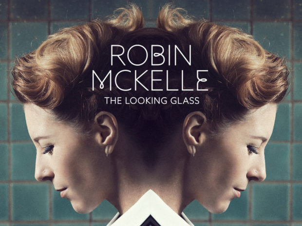 Robin McKelle The Looking Glass Cover