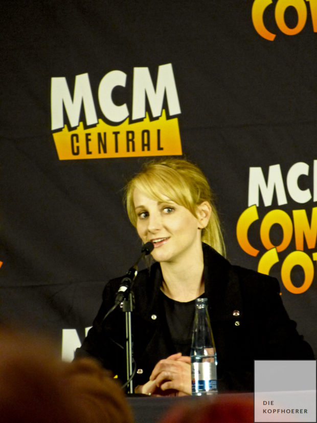 Melissa Rauch, MCM Hannover