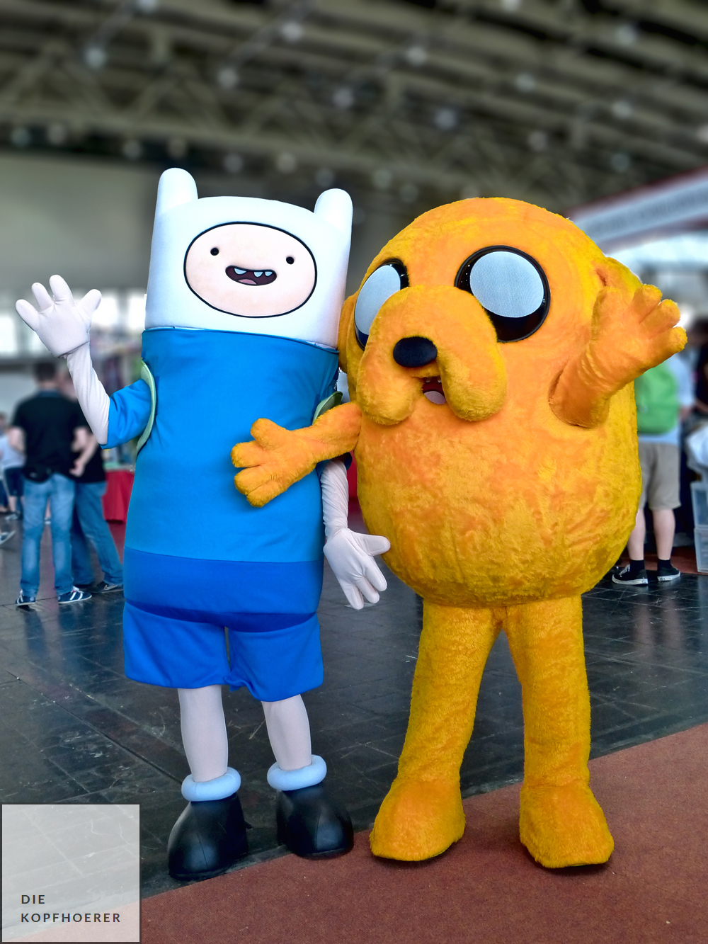 Jake & Finn, Adventure Time