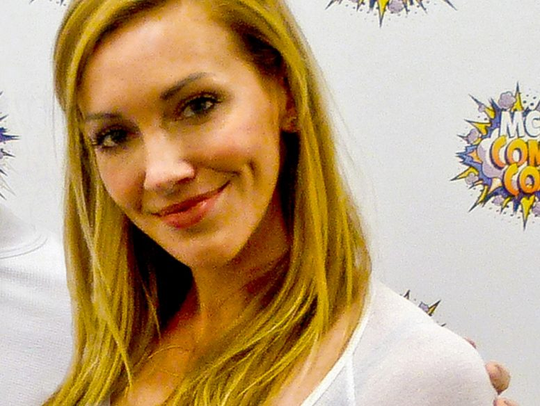 MCM Comic Con Hannover 2017 Katie Cassidy