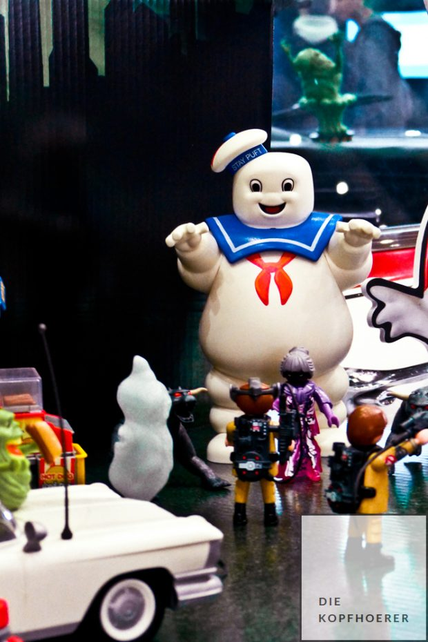 MCM Comic Con Hannover 2017 Playmobil Ghostbusters
