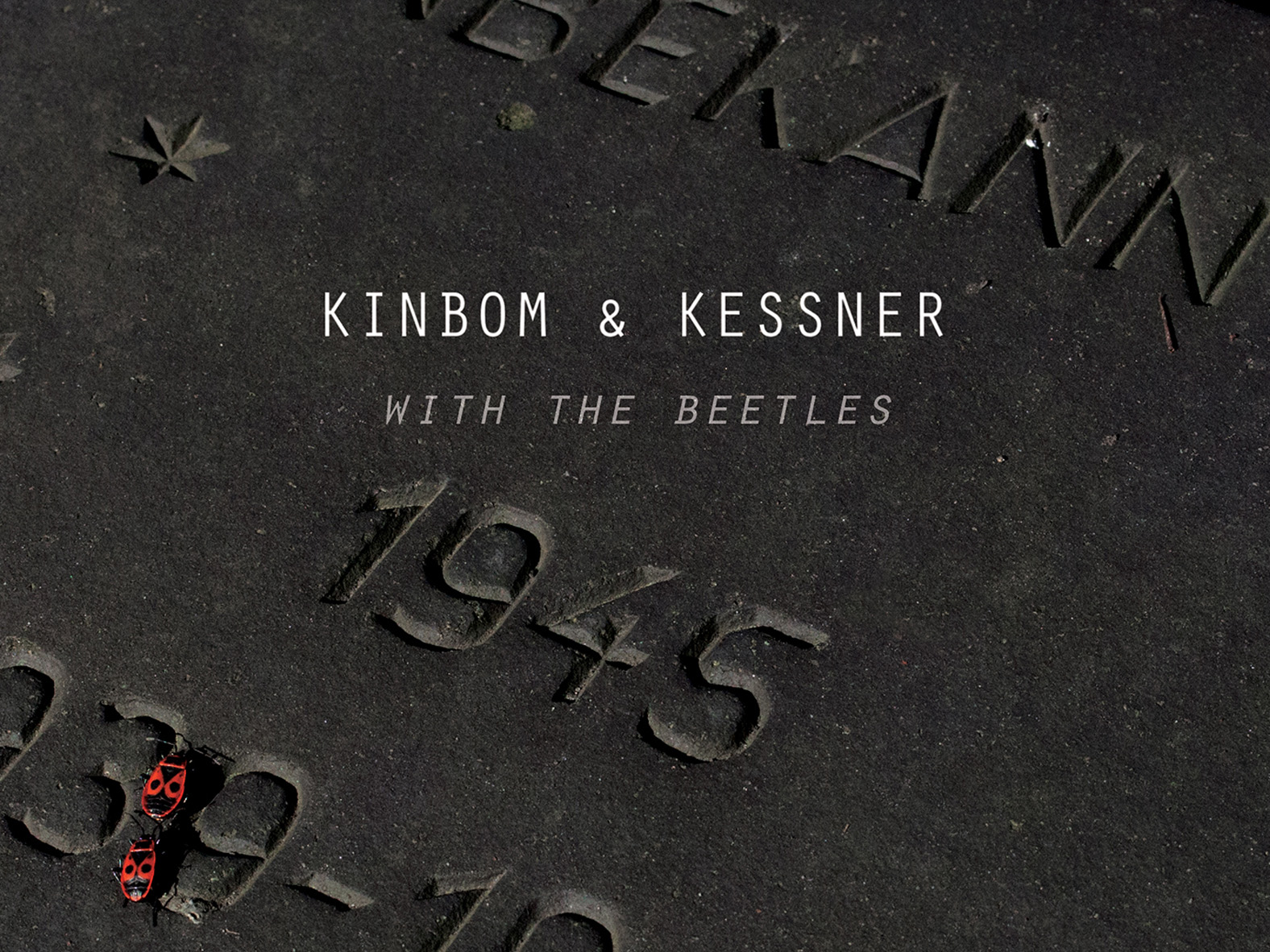 Kinbom & Kessner CD Cover