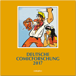 Deutsche Comicforschung 2017